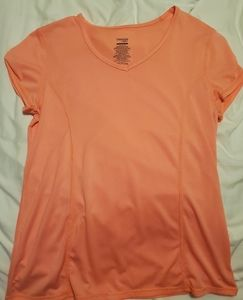 Orange Danskin tshirt new